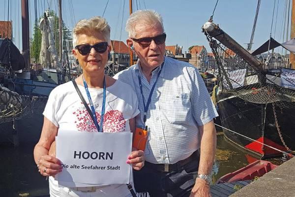 Liselotte Haller und Renzo Fischer aus Olten