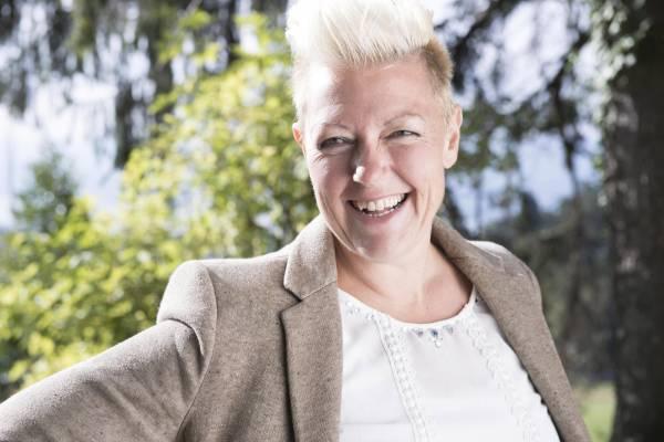 Vreni Giger – nach weniger als einem Jahr nach Antritt im Zürcher Rigiblick erhielt sie und ihr Team den Michelin-Stern.