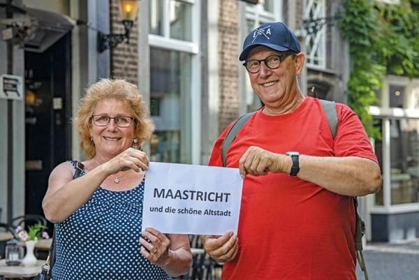 Magdalena und Anton Baumann aus Bremgarten