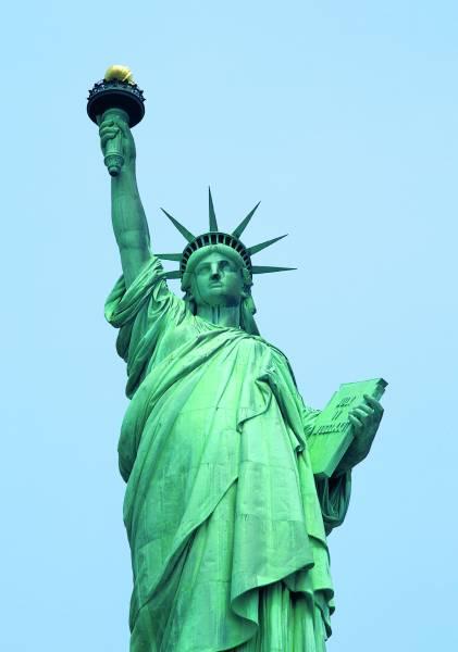 Die Freiheitsstatue – das Wahrzeichen von New York