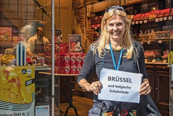 Roswitha Greb aus Basel