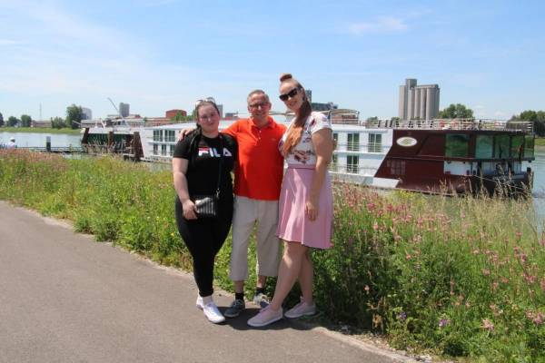 Schiffsreisenmacher Valbona, Michael und Nicole
