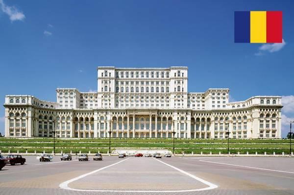 Das Parlamentgebäude, Protzbau Ceausescus