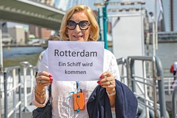 Frau Hortense Baumgartner aus Meilen