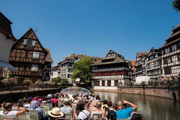 Eine Genussreise nach Strassburg