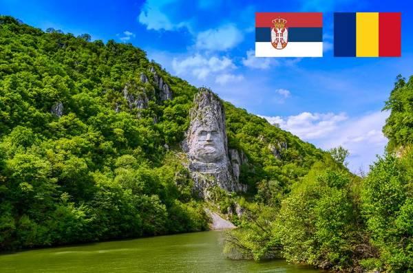 Grösste Felsskulptur Europas: König Decebalus' Antlitz