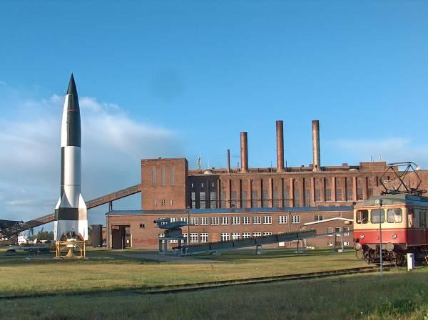 Das ehemalige Kraftwerk   © HTM Peenemünde GmbH